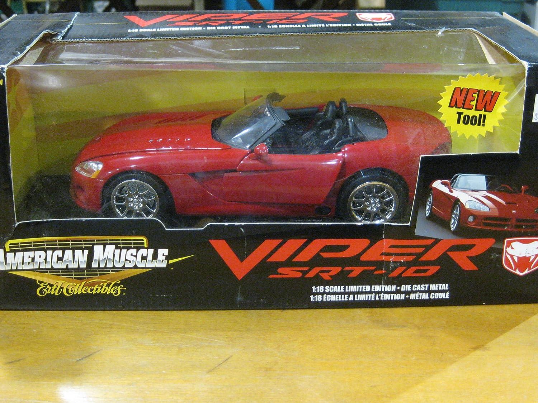 Dodge Viper SRT-10 - Rot [Spielzeug]