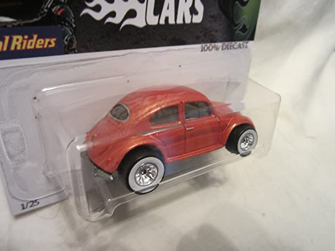 Amazon.com: Hot Wheels Custom Volkswagen Beetle