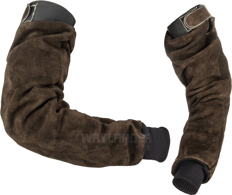 Waylander Split Leather Welding Sleeves