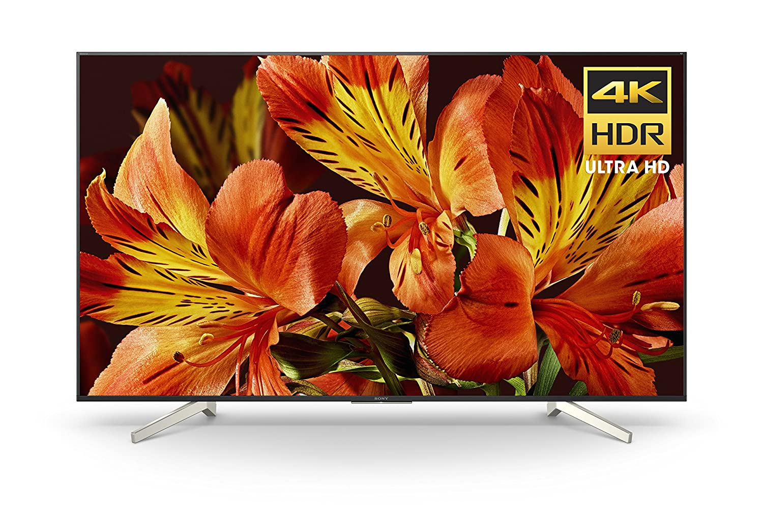 Sony XBR65X850F 65-Inch 4K Ultra HD Smart LED TV Black Friday Deals 2019