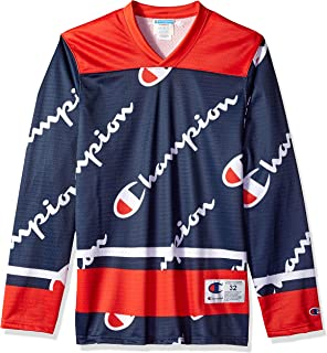 Amazon.com  Champion LIFE Men s Hockey Jersey  Clothing 59c9d1e06