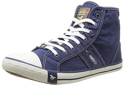 Mustang 4058504 Herren Sneaker  Amazon.de  Schuhe   Handtaschen ee89980175