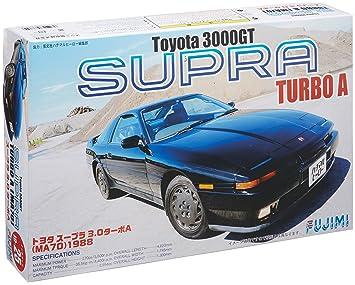 Serie 1/24 de pulgada de seguimiento n ? 025 3 0 Toyota Supra Turbo A 1987 (jap?n importaci?n): Amazon.es: Juguetes y juegos