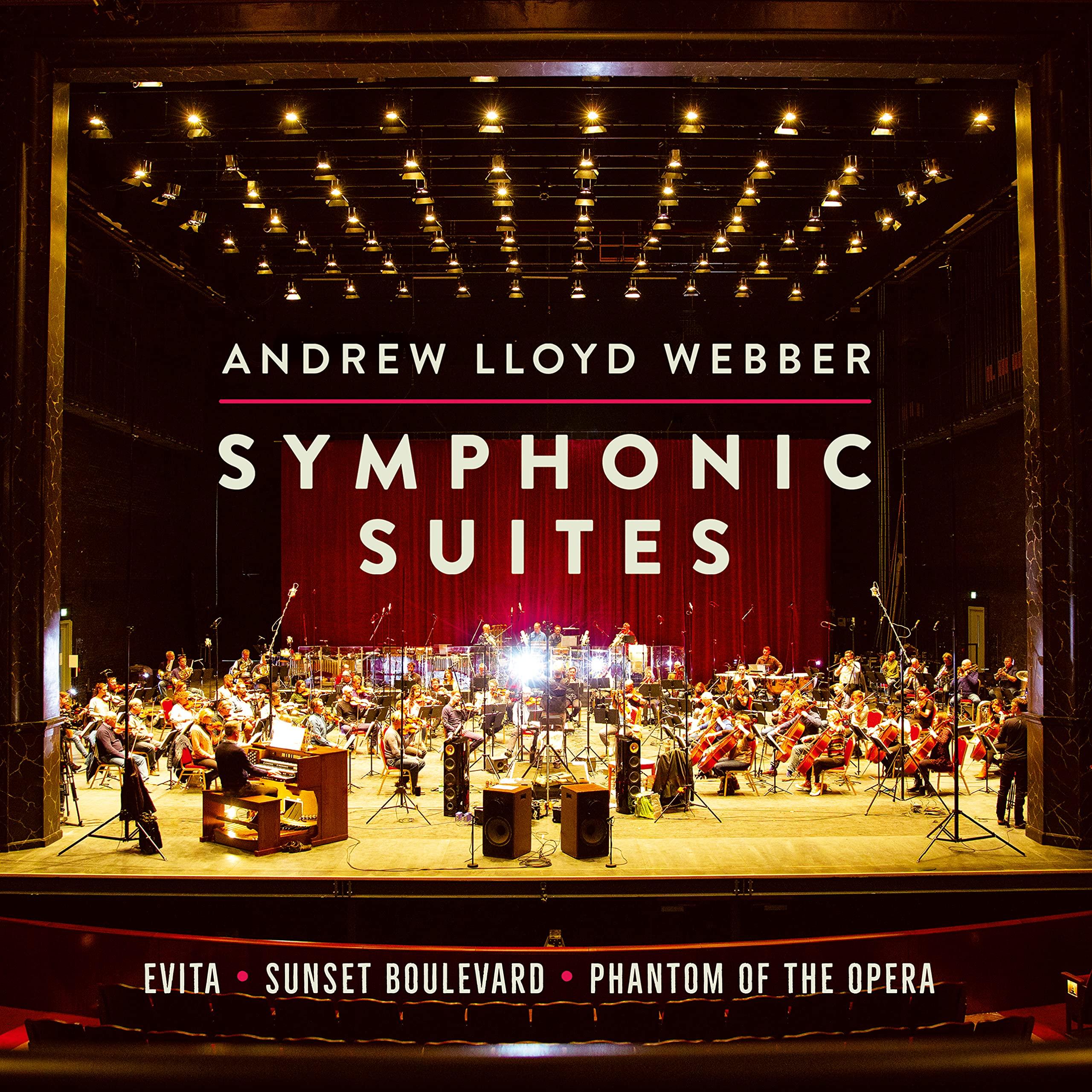 Book Cover: Symphonic Suites