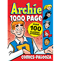Archie 1000 Page Comics-Palooza (Archie 1000 Page Digests Book 4) (English Edition)