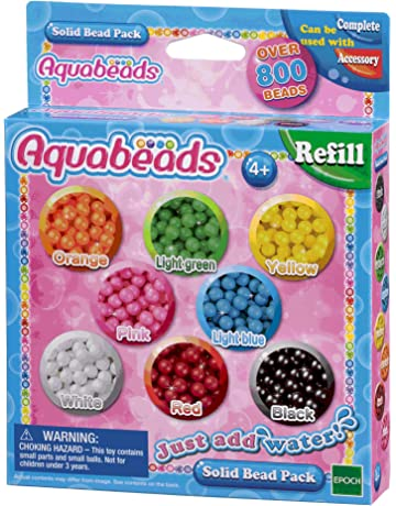 Aquabeads-79168 Solid Bead Pack Epoch para Imaginar 79168