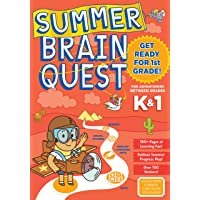 Image for Summer Brain Quest: Between Grades K & 1