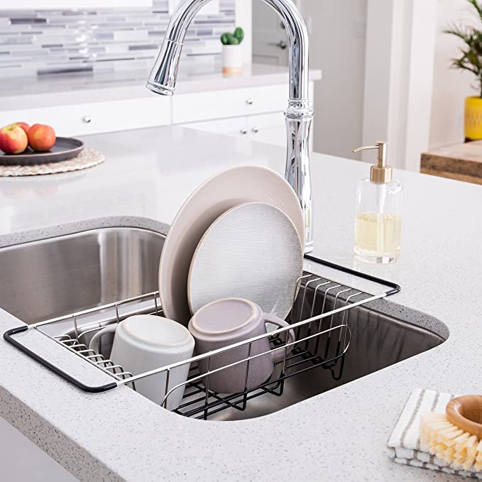 Amazon.com: Better Houseware, escurreplatos para poner ...