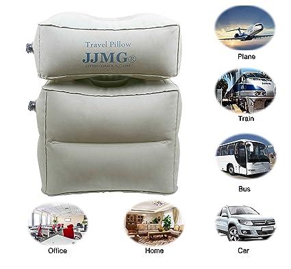Home & Garden Table & Sofa Linens Flocking Travel Inflatable Mats Aircraft Mats Sleeping Travel Pillow Leg Resting Travel Pillows For Airplane Car