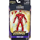 Avengers Marvel Legends Series - Iron Man (6 inch) (Multi Color)