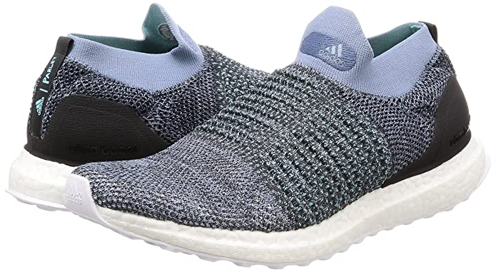 Adidas Ultraboost Parley Laceless Men's 12 Running shoes sneakers CM8271 New