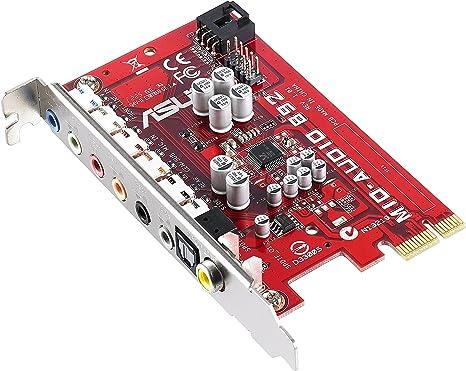 Amazon.com: ASUS tarjeta de sonido Audio Mio 892: Computers ...