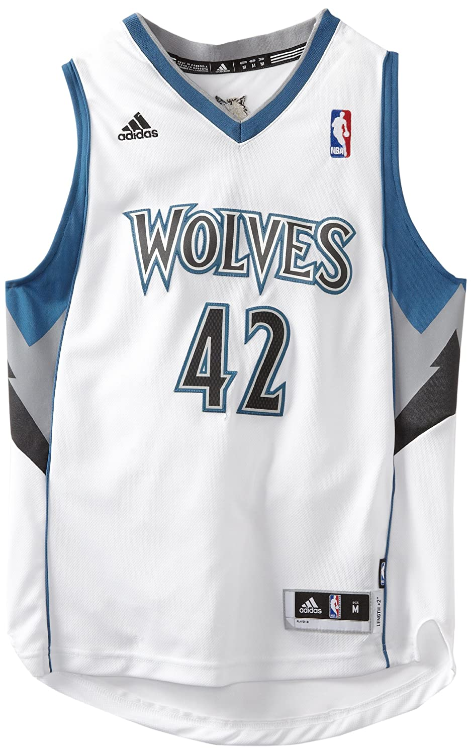 good NBA Minnesota Timberwolves Kevin Love 42 Youth Swingman Home Jersey 65dfbeea4