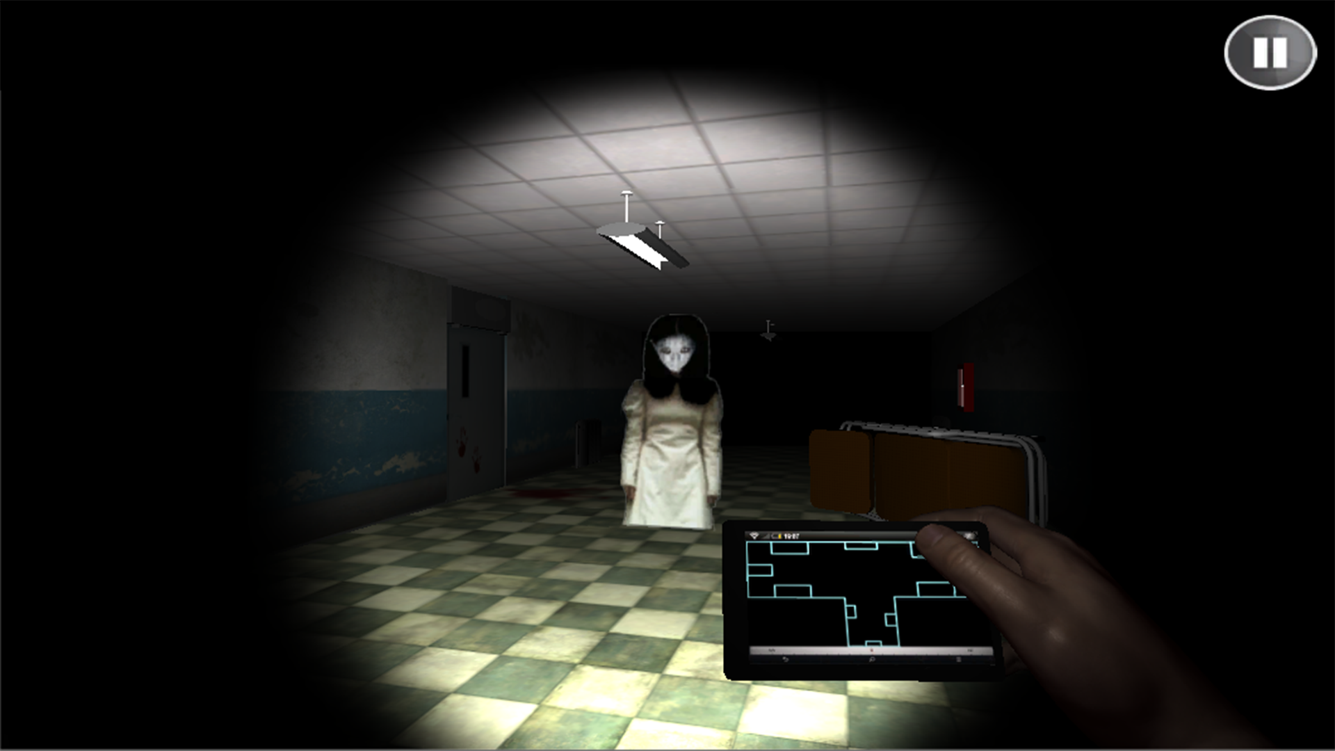 Amazoncom Horror Hospital D Appstore For Android - Minecraft horror spiele