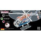 Tronico Metallbaukasten Hubschrauber 757 Teile 1:32 Batteriebetrieb Baukasten