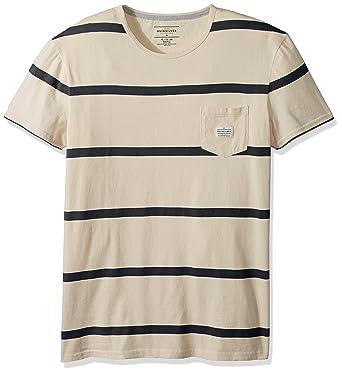 Quiksilver Hombre EQYKT03736 Nuevo Maxed Manga Corta Camisa de Vestir: Amazon.es: Ropa y accesorios