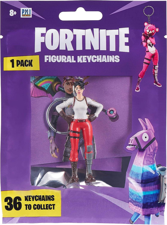 Fortnite - Juego de llaveros: Amazon.es: Juguetes y juegos