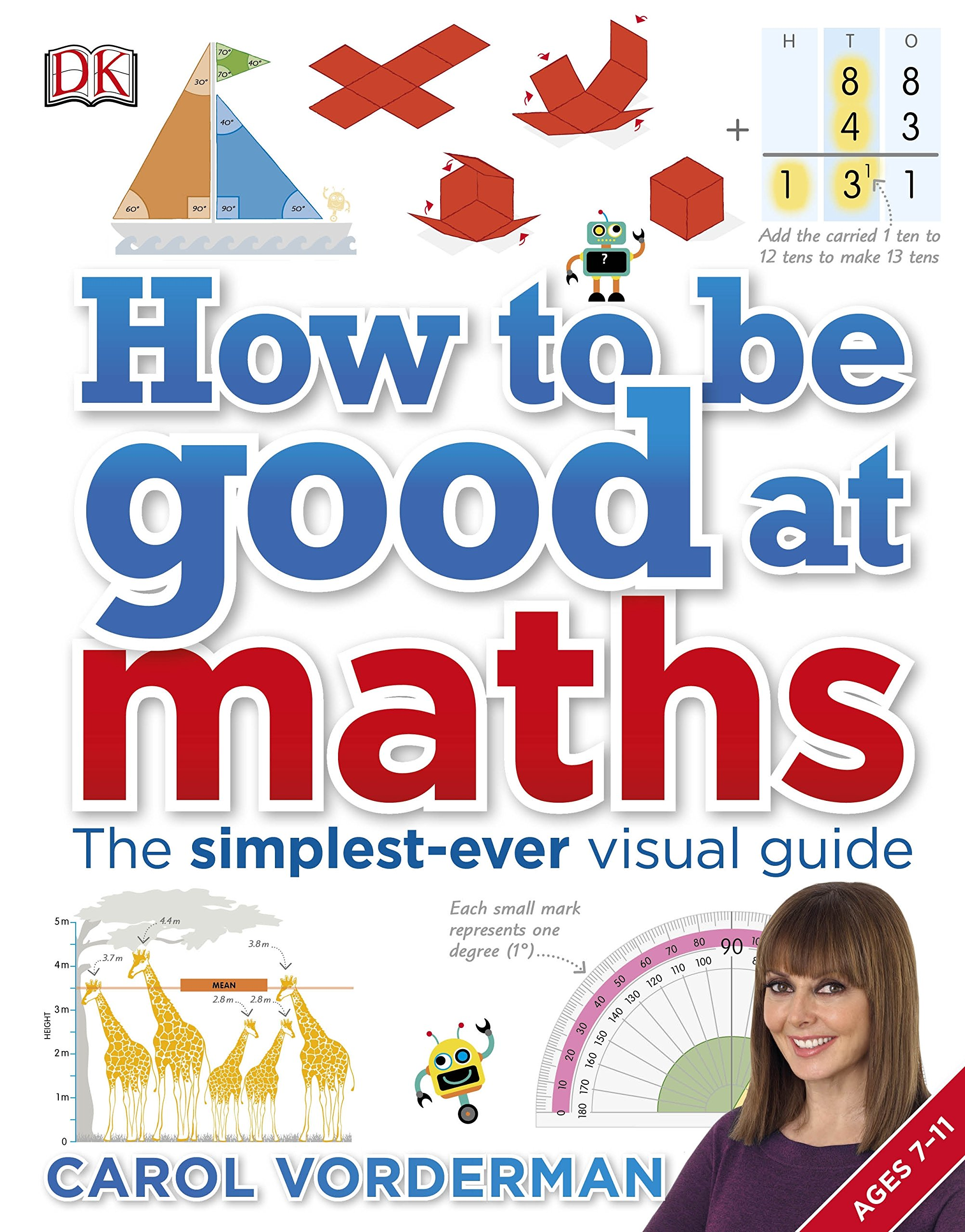 Help Your Kids With Maths: Amazon.co.uk: Carol Vorderman ...