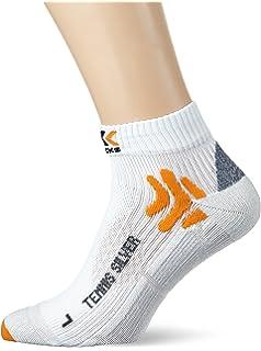 Schwarz X-Socks Speed Comp Str/ümpfe