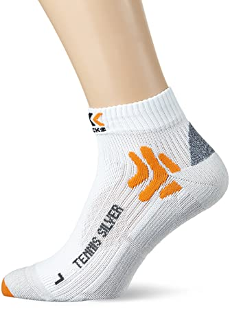 X-Socks Funktionssocken Tennis Silver Low Cut - Calcetines: Amazon.es: Deportes y aire libre