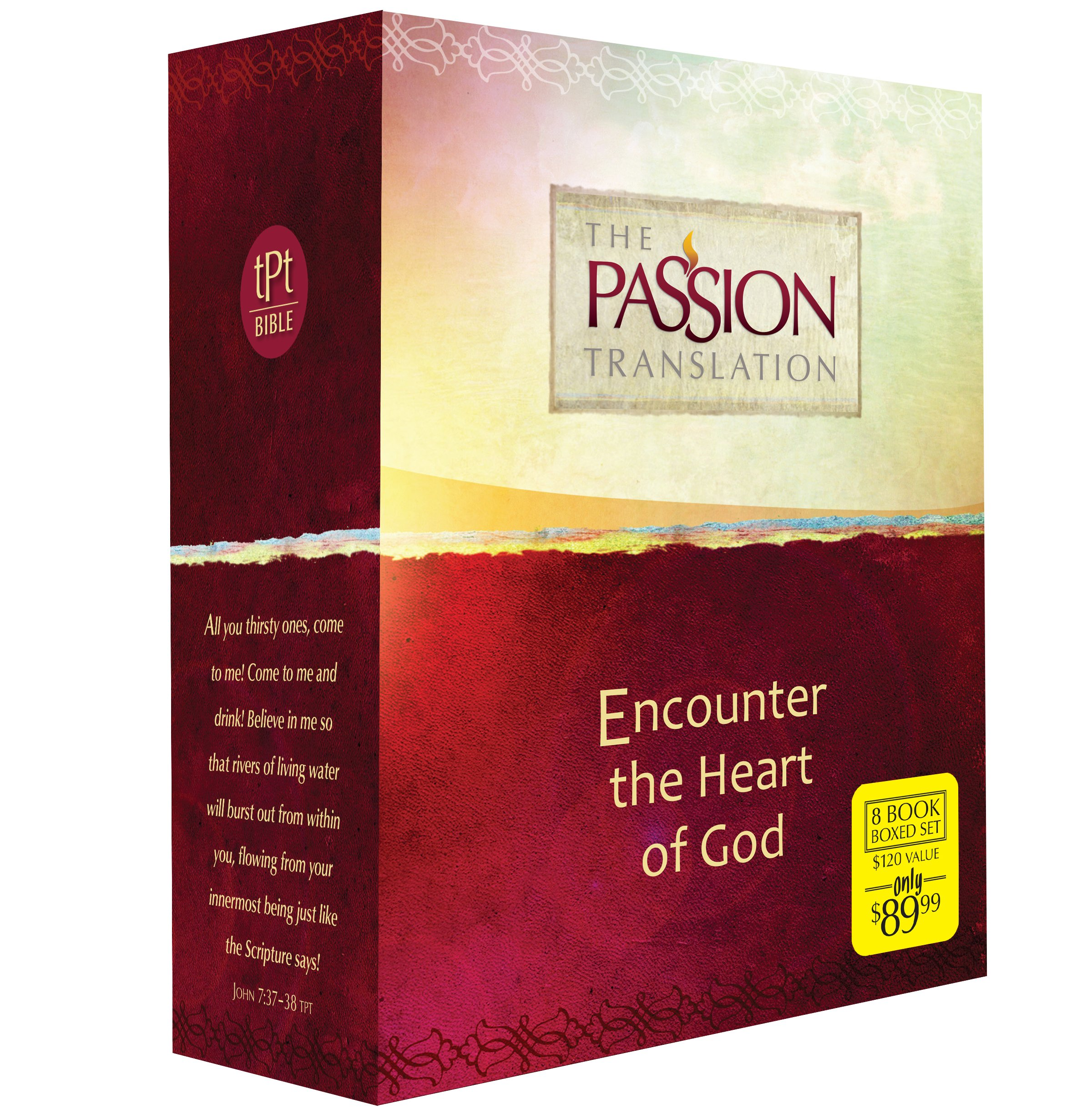 56ae5b79d9 The Passion Translation  8-in-1 Collection  Brian Simmons ...