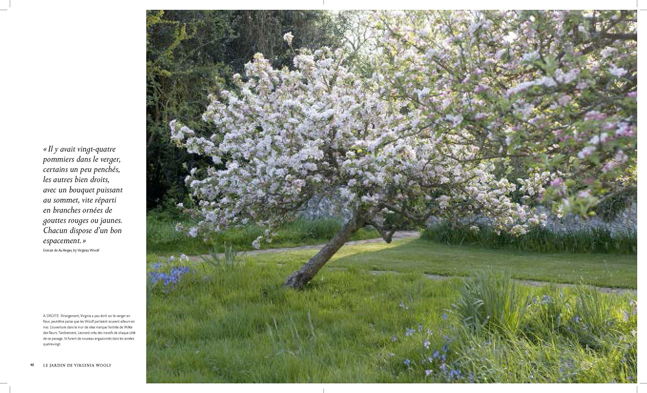 Le jardin de virginia woolf histoire du jardin de monk s house