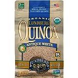 Lundberg Organic Quinoa, Antique White, 16 Ounce
