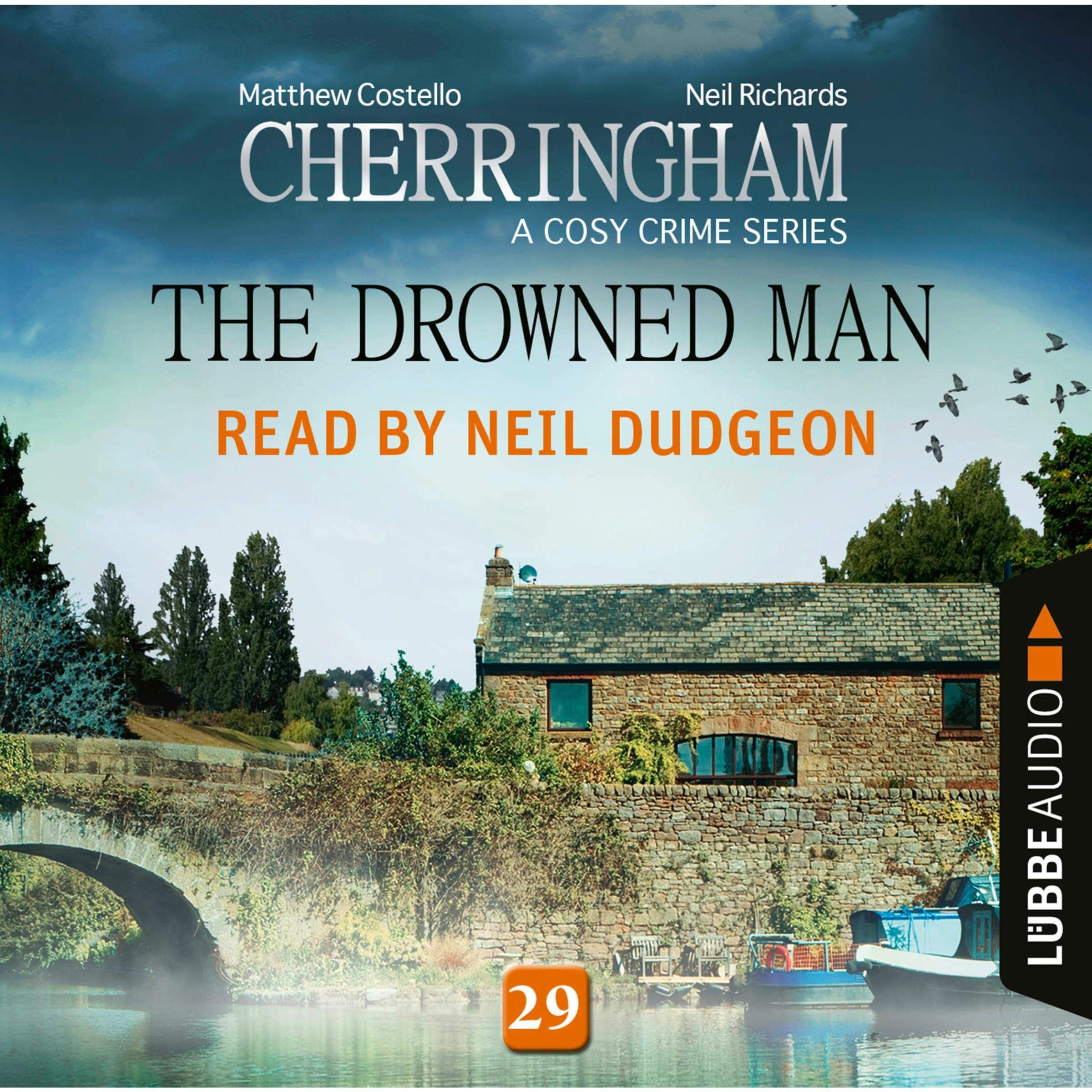 The Drowned Man  Cherringham. A Cosy Crime Series   Mystery Shorts 29