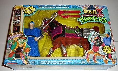 Amazon.com: Teenage Mutant Ninja Turtles Movie III Samurai ...
