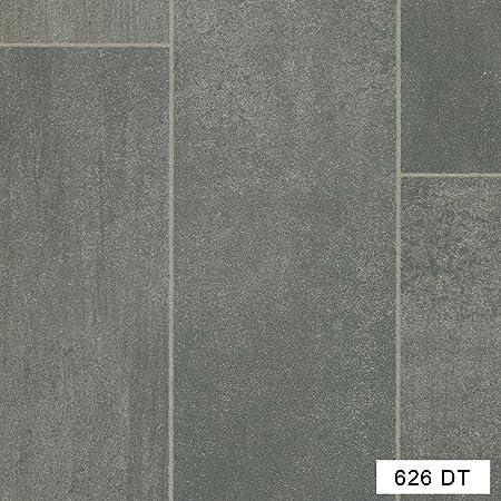 626dt Tile Effect Anti Slip Vinyl Flooring Home Office Kitchen