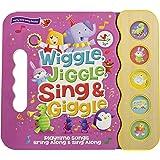 Wiggle, Jiggle, Sing & Giggle: Children's Sound Book (5 Button Sound)