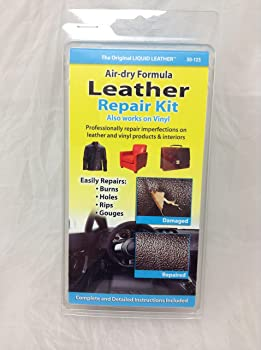 Air-Dry Leather Repair Kit