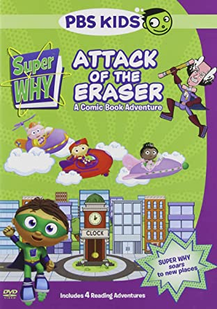 DVD NEW Eraser