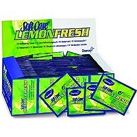 Diversey 7516226 Soft Care Lemon Fresh handhygiënedoeken, verfrissingsdoekjes om handen te reinigen