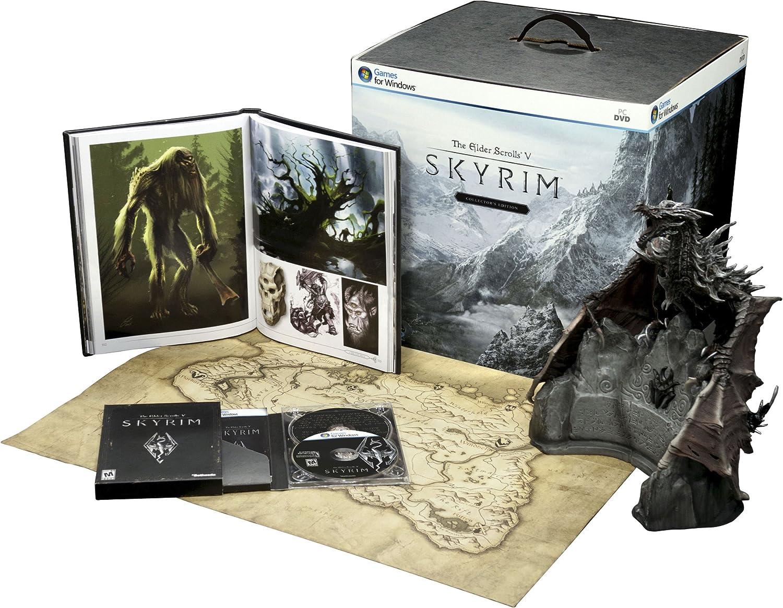 [Estim] The Elder Scrolls V : Skyrim - édition collector (PC) 91YG5pKtacL._AC_SL1500_