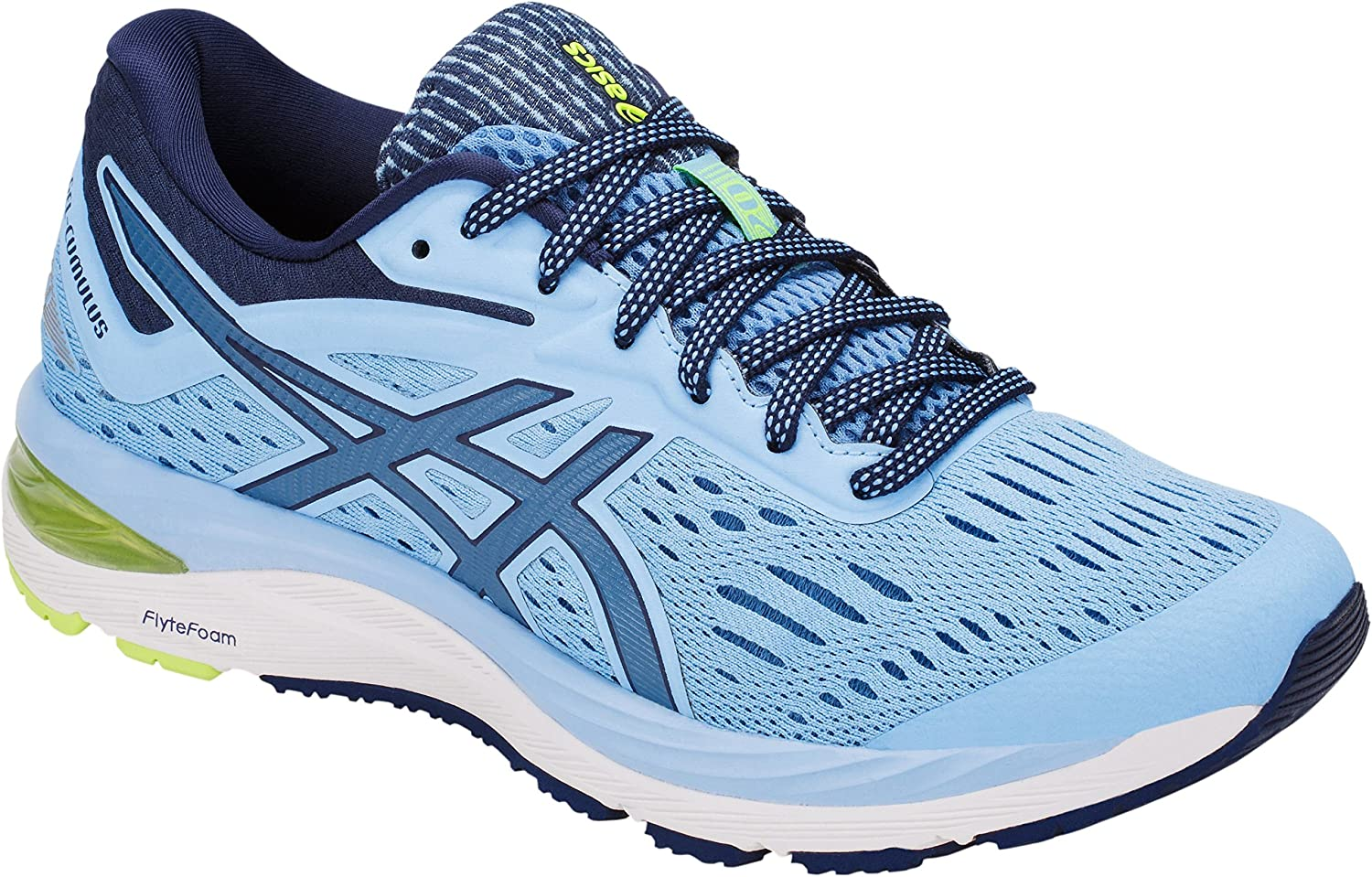 ASICS 1012A008 Women's Gel Cumulus 20 Running Shoe, Blue