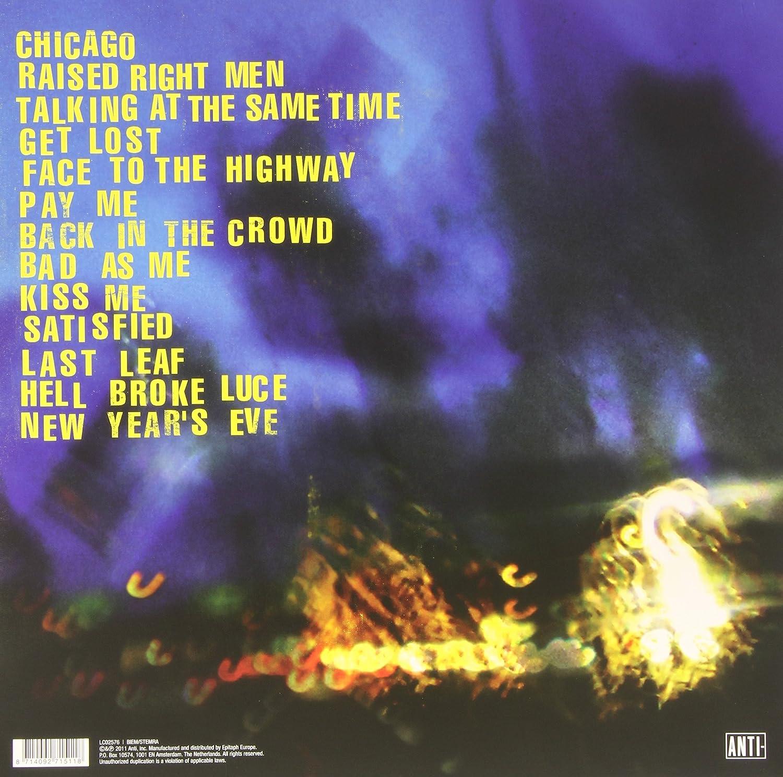 Bad As Me (180g) [Vinyl LP] - Tom Waits: Amazon.de: Musik