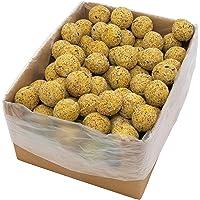 "100 x 90 g = 9 kg Meisenknödel  ohne Netz Marke ""Vogelfood"" Vogelfutter Wildvogelfutter Ganzjahresfutter Fettfutter"
