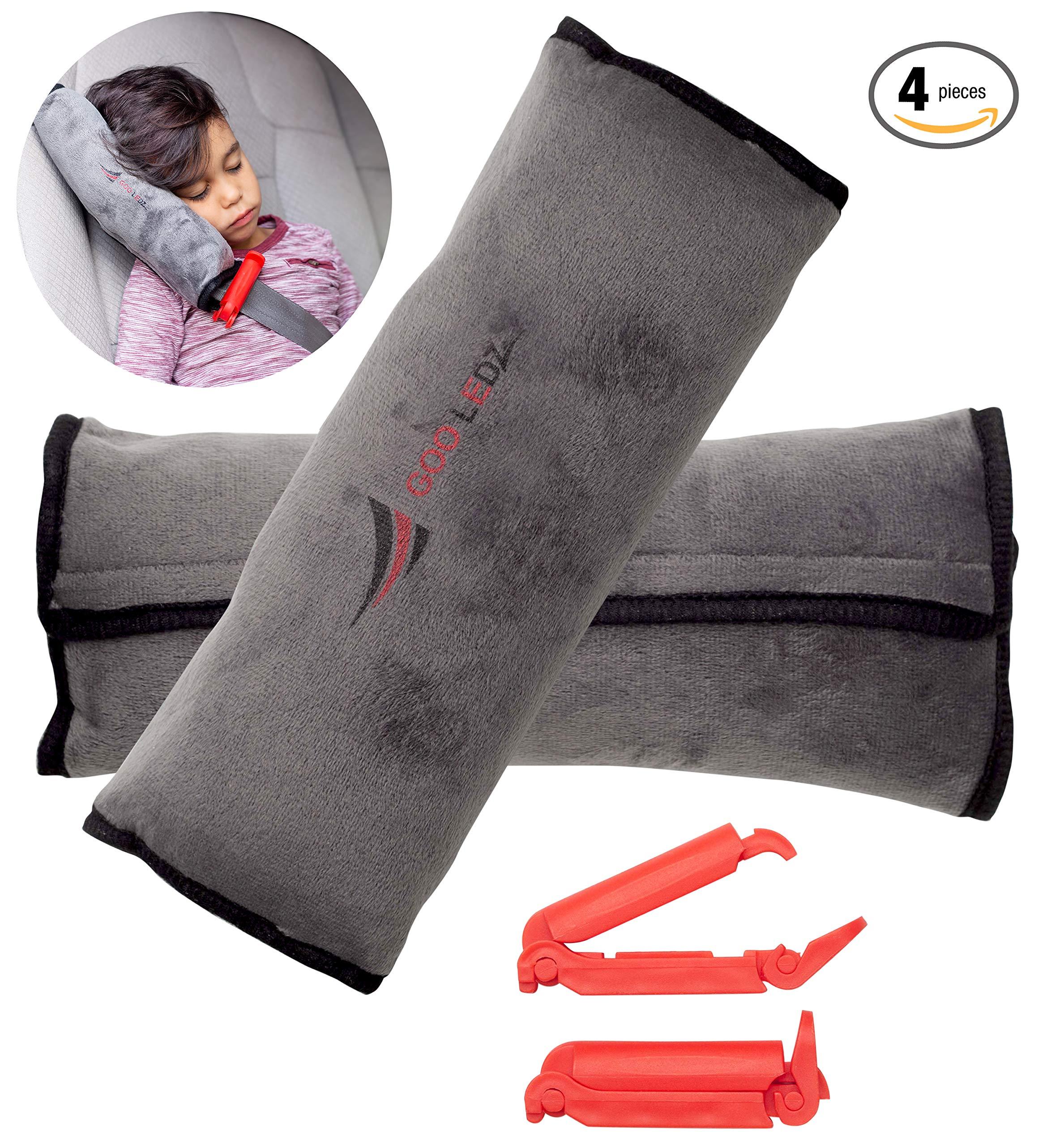 Amazon Com 2 Pack Car Seat Belt Buckle Holder By Eztotz