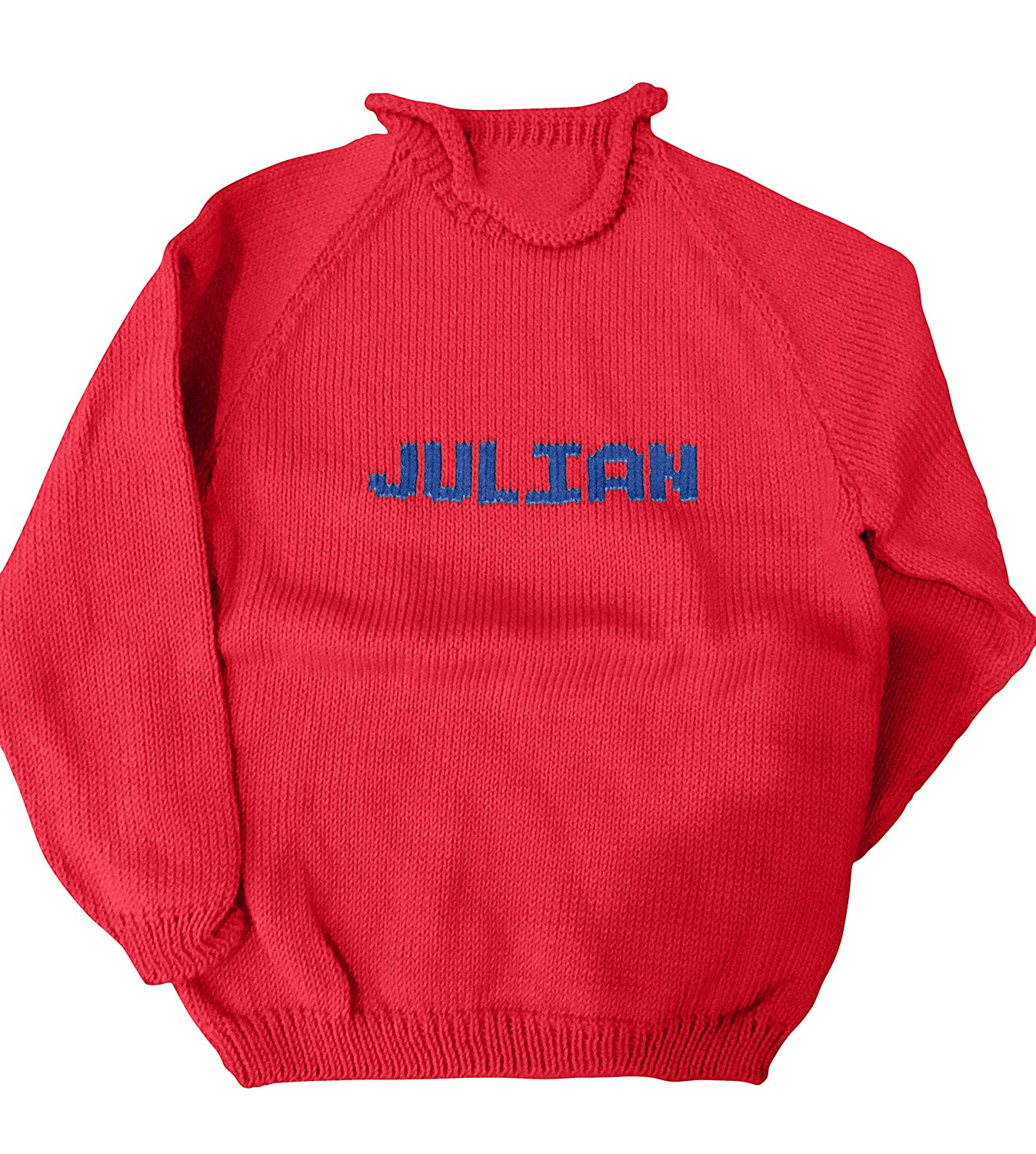 Montreal Pro Hockey Child Name Sweater