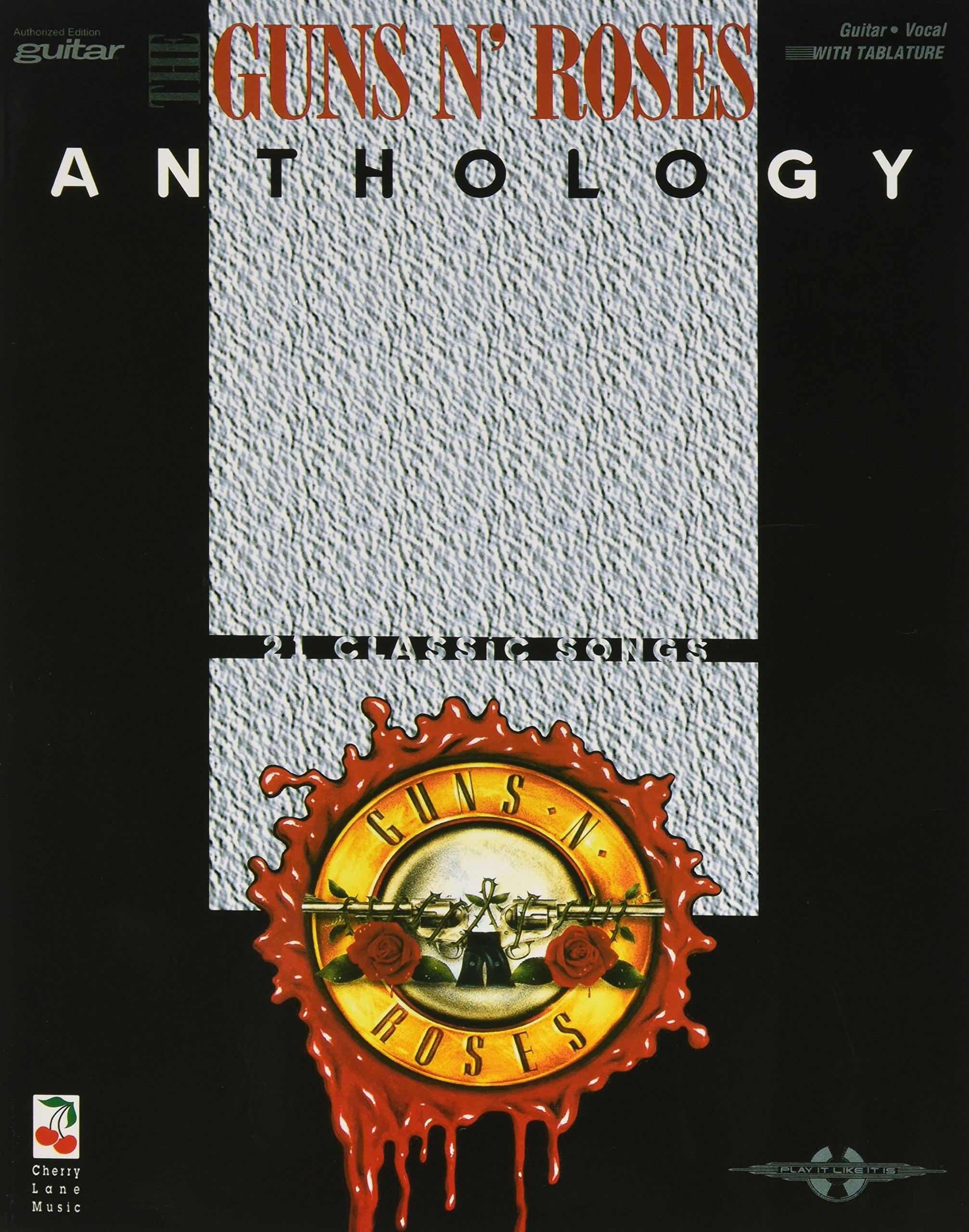 Guns N Roses Anthology: Guitar Tab (Gtab): Amazon.es: Guns n ...