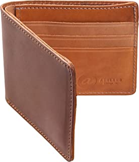 product image for Ashland Leather Men's Johnny the Fox WJF117 Whiskey Shell Cordovan-Moc
