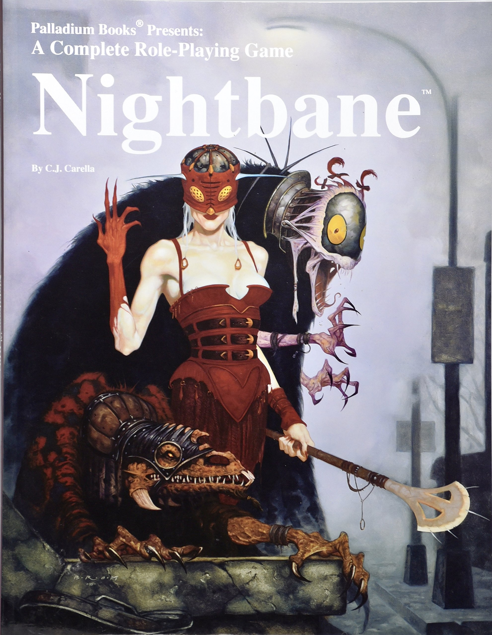 Read Online Nightbane pdf epub