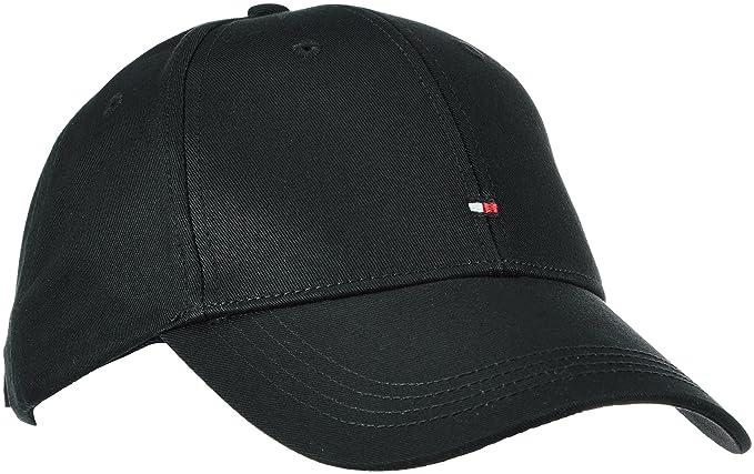 97c62133 Tommy Hilfiger Men's Classic BB Cap Beanie, (Flag Black 083), One ...