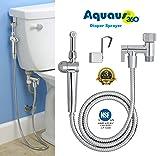 Patent Pending Aquaus 360° Premium Cloth Diaper