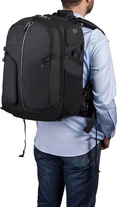 Tenba Shootout 32l Backpack Rucksäcke Schwarz Kamera