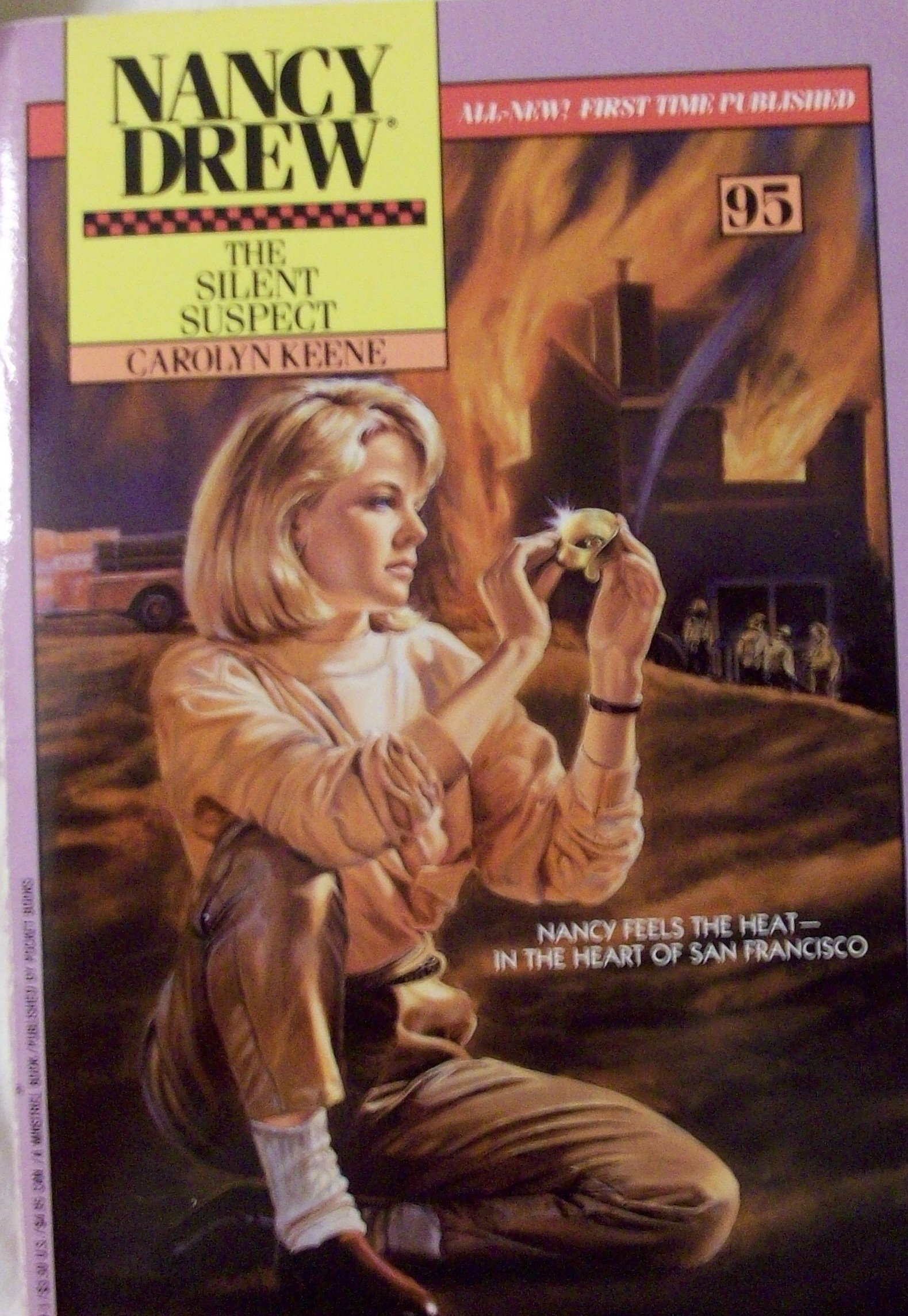 The Silent Suspect (Nancy Drew #95)