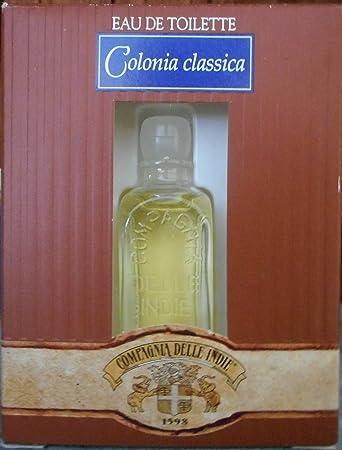 Compagnia Delle Indie Colonia Classica Eau de Toilette Miniature for Men & Women .24oz/