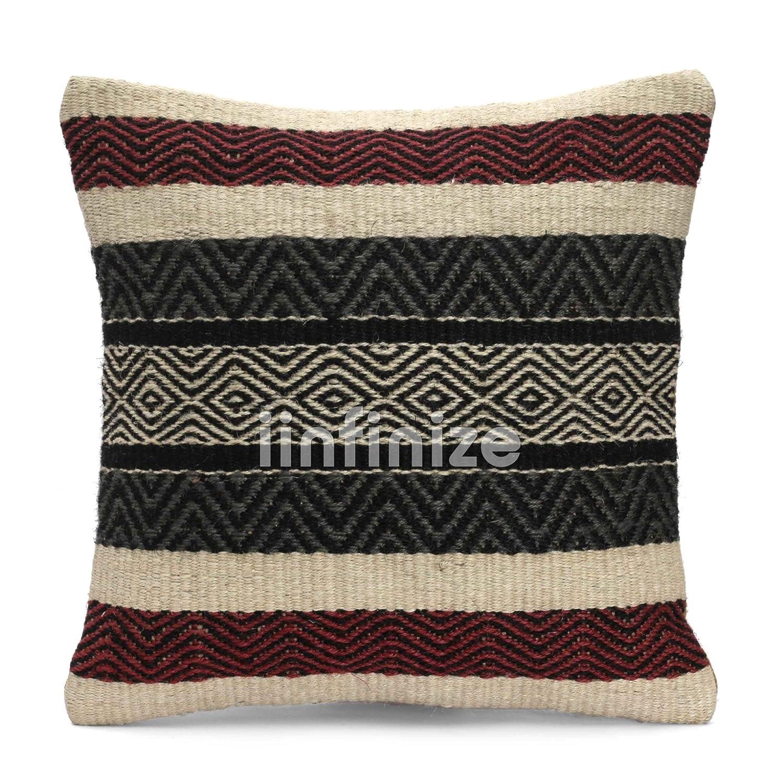 "New Multi Colour Spots Satin Faux Silk Cushion Cover 45cm x 45cm 18/"" x 18/"""
