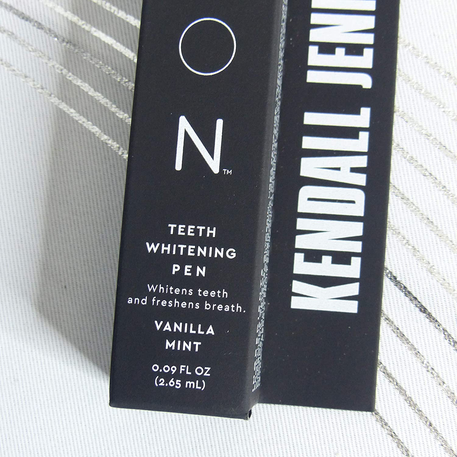 Amazon Com Kendall Jenner Moon Vanilla Mint Teeth Whitening Pen